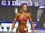 2017 Olympia Spain - Bikini 169cm
