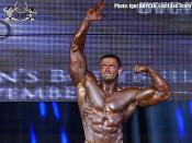 2016 World Champ - Bodybuilding 100kg plus