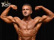 2020 Diamond Prague Bodybuilding Masters