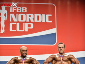 2018 Nordic Cup - BB 90kg