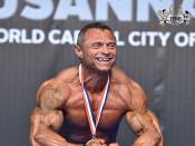 2015 EBFF Championships -  Masters BB 40_49y 70kg