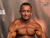 2015 EBFF Championships -  Masters BB 50_59y 80kg