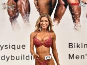 2020 FMC - Bikini-Fitness 163cm