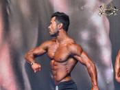 2015 EBFF Championships - Mens Fitness