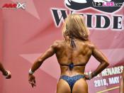2018 Diamond Madrid, Day 2 - Bikini 162cm
