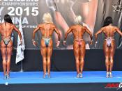 2015 EBFF Championships - Master BFitness over 45y
