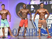2017 Olympia Spain - MPh 170cm