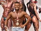 2020 FMC - Junior Men's Physique