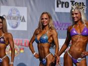 2015 EBFF Championships - Bikini 172cm