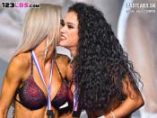 2018 European - Bikinifitness AWARDS