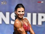 2019 WFC - Women's Physique 163cm