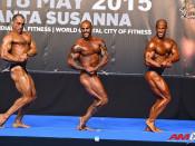 2015 EBFF Championships - Bodybuilding 80kg