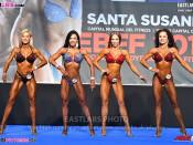 2018 European - Bikinifitness OVERALL