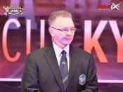 Officials, Diamond Cup Kiev