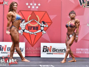 2018 Diamond Madrid, Day 1 - Women's Physique