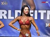 2019 WFC - Bikini-Fitness 164cm