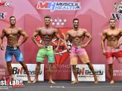 2018 Diamond Madrid, Day 2 - Junior MPh