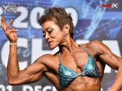 2019 WFC - Women's Physique 163cm plus