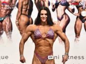 2020 FMC Pro - Master Bodyfitness