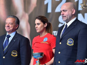 2015 EBFF Championships - Junior Women Physique