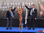2015 EBFF Championships - Bodyfitness Overall