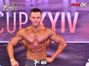 Muscular Men's Physique, Diamond Cup Kiev