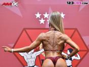 2018 Diamond Madrid, Day 2 - Master Bikini