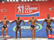2018 Nordic Cup - Classic Physique Overall