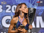 2019 WFC - Bikini-Fitness Overall
