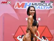 2018 Diamond Madrid, Day 2 - Bikini 172cm plus