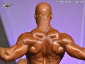 2017 Olympia Spain - BB 80kg