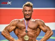 2018 Nordic Cup - Classic Physique 180cm