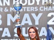 2015 EBFF Championships - Juniors BFitness Overall