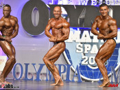 2017 Olympia Spain - Classic BB OVERALL