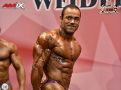 2018 Diamond Madrid, Day 2 - Bodybuilding 90kg