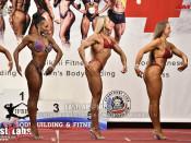 2020 FMC - Bodyfitness 163cm plus