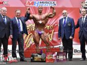 2018 Elite Madrid - Bodybuilding
