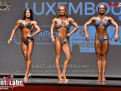 2018 Diamond Luxembourg, Bodyfitness Overall