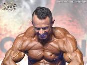 2017 European - Masters BB 90kg plus