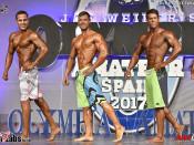 2017 Olympia Spain - MPh 182cm