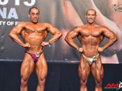 2015 EBFF Championships -  Masters BB 40_49y 80kg