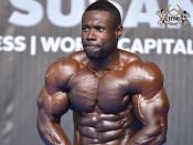 2015 EBFF Championships - Bodybuilding 90kg