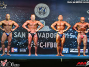 2015 World Salvador - Masters Bodybuilding 1
