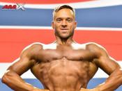 2018 Nordic Cup - Classic Physique 180cm plus