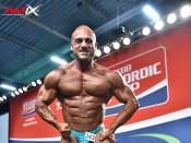 2018 Nordic Cup - BB 90kg plus