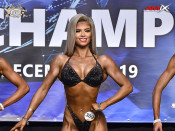 2019 WFC - Bikini-Fitness 169cm