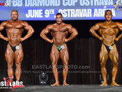 2018 Diamond Ostrava, BB Overall