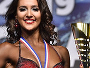 Barbora LABUDOVÁ o účastníčkach 2021 IFBB Európskeho šampionátu