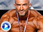 Milan OBOŘIL - 2018 IFBB Diamond Cup Austria, rozhovor