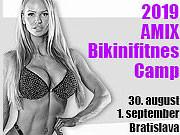 2 týždne do 2019 AMIX BikiniFitness Camp-u v Činkárni Čambal